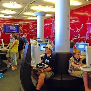 Интернет-кафе Малгобека