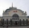 Железнодорожные вокзалы в Малгобеке